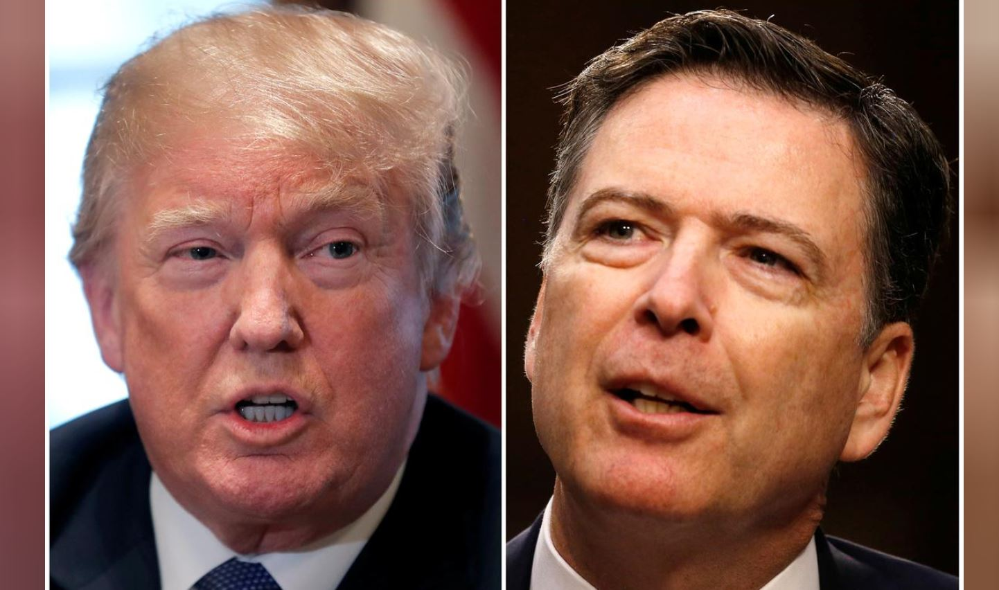 TV show on Trump-Comey clash now likely to air before November election