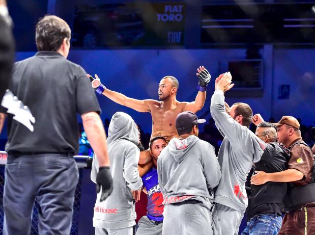 I'll remain champion says Silva
