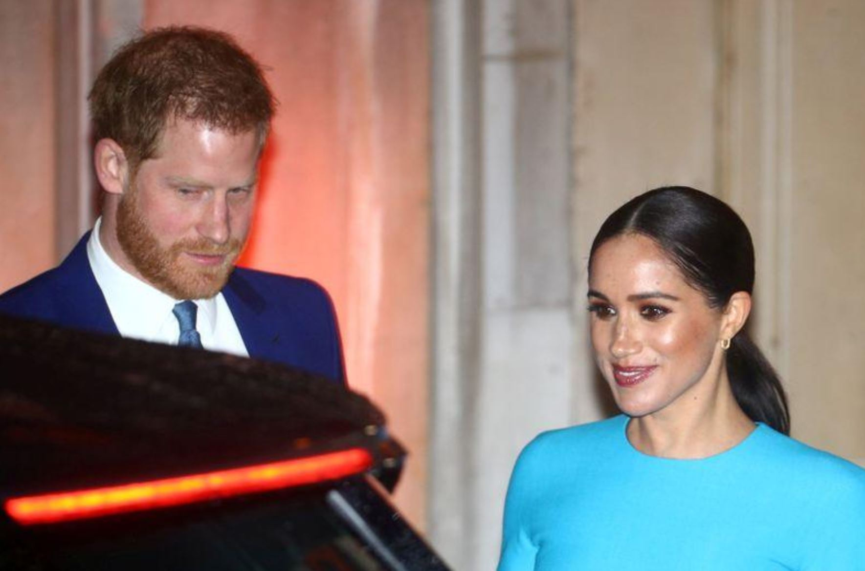 Harry and Meghan sign with A-list agency to hit the speaking circuit
