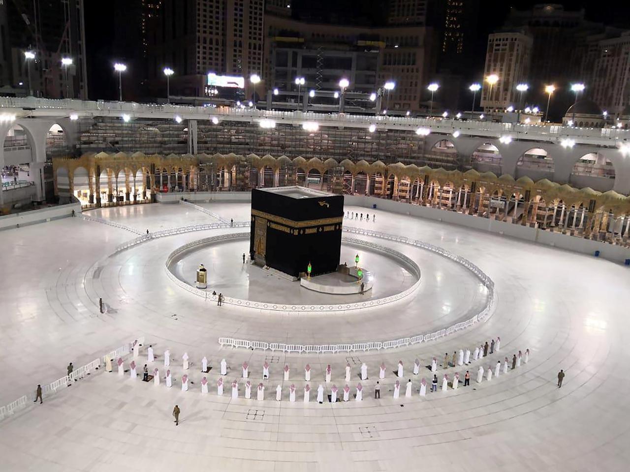 WHO backs Saudi decision on Haj season