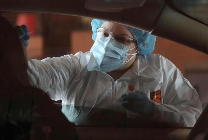 U.S. watchdog finds flaws in virus testing data, chews out Transport Dept, SBA