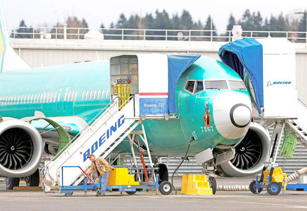 Boeing 737 Max gears up for key certification flight