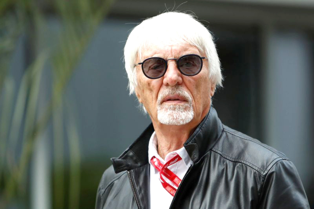 F1 rejects Ecclestone's comments on racism