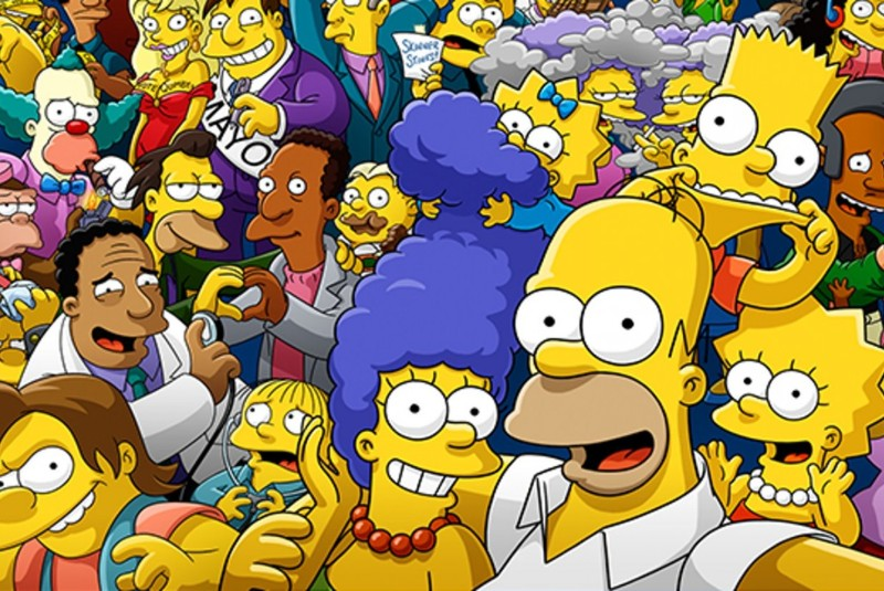 TV show 'The Simpsons' ditches using white voices for characters of colour