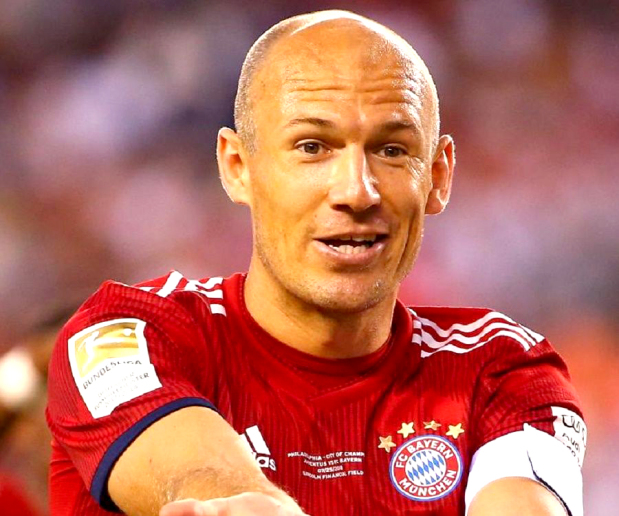 Robben comes out of retirement