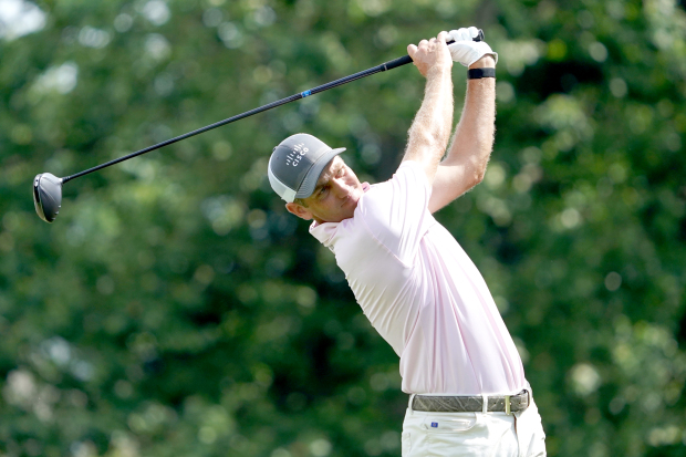 Todd charges into lead with 61