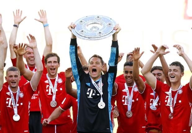 Bundesliga: Gladbach finish fourth