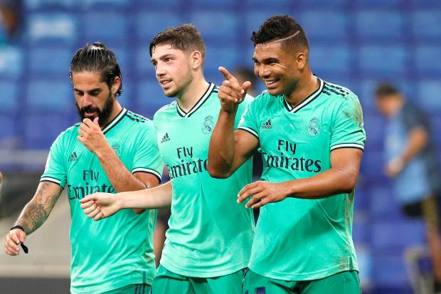 La Liga: Real go clear at the top
