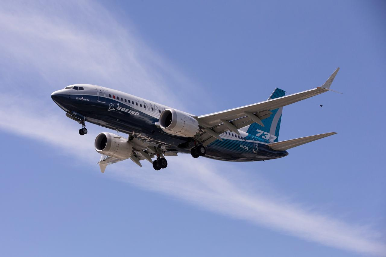 Boeing begins crucial certification test flights for grounded 737 MAX