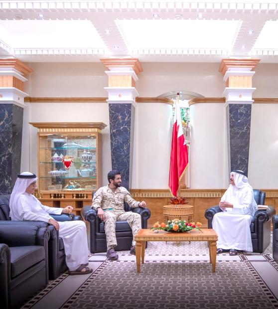 Shaikh Nasser hails new SCYS deputy chairman