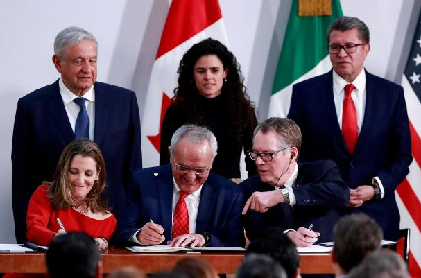 New North American trade deal launches under growing threat of disputes