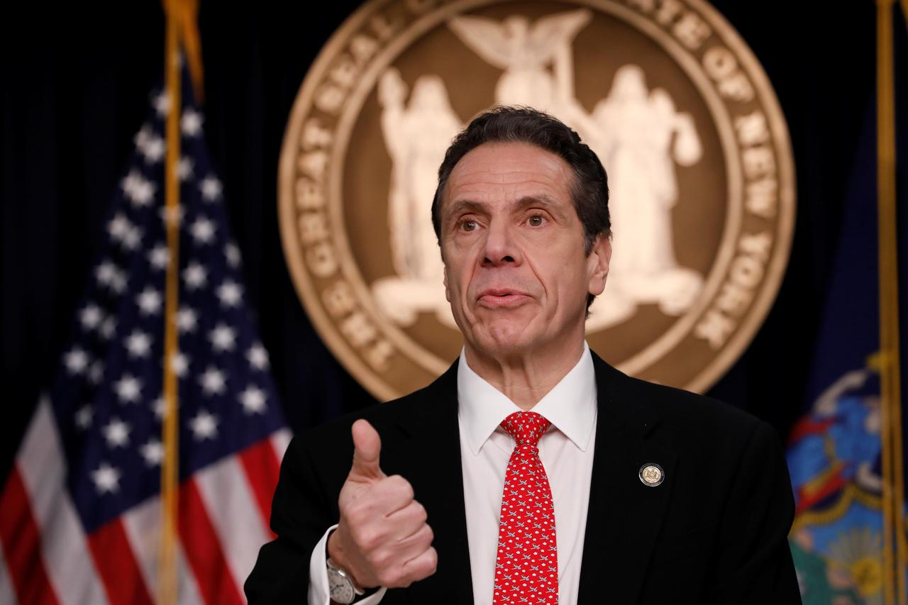 Eight states added to New York governor's quarantine order
