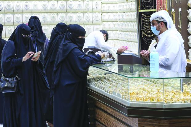 Saudis stock up ahead of VAT increase