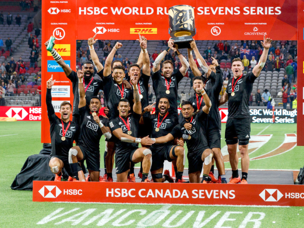 New Zealand awarded Sevens Series titles
