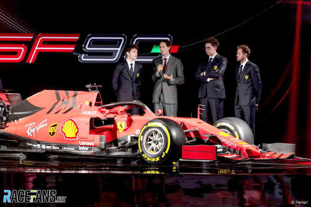 Ferrari forced to make major redesign of F1 car