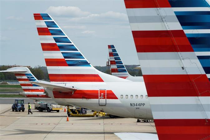 American Airlines warns it's overstaffed by about 8,000 flight attendants