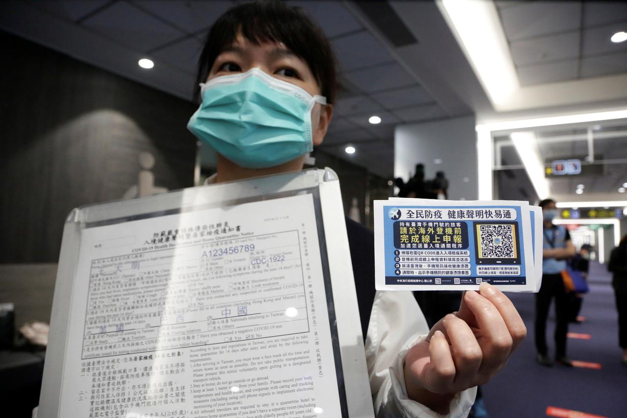 Check in but never leave: Taiwan offers fake flights for travel-starved tourists
