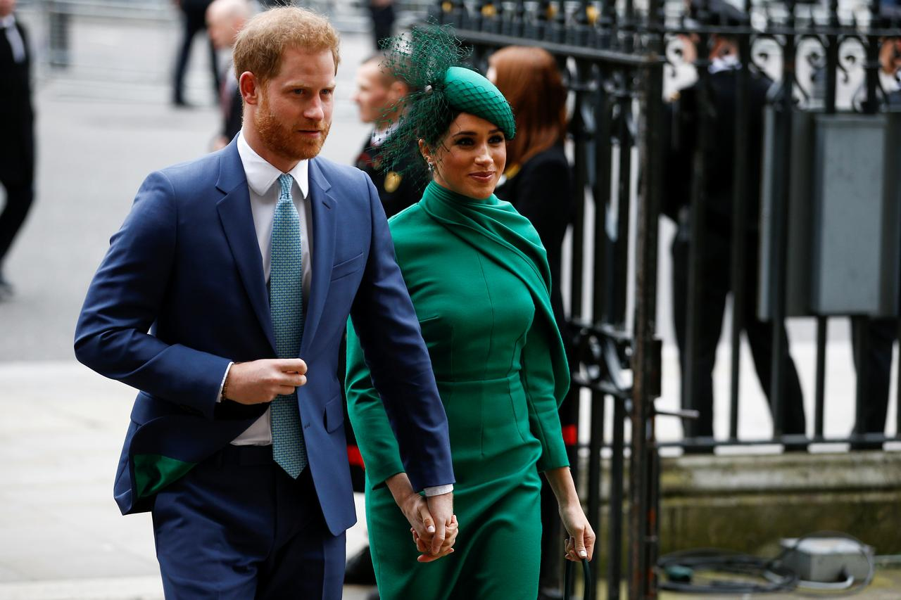 Meghan felt 'unprotected' by UK royal family while pregnant: Court papers