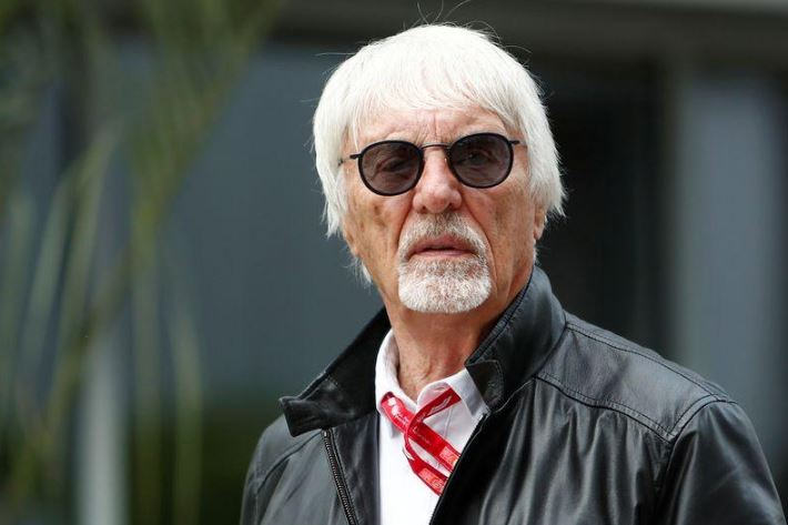 Bernie Ecclestone becomes a father again at 89