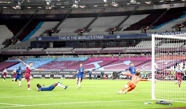 Premier League: West Ham seal crucial victory