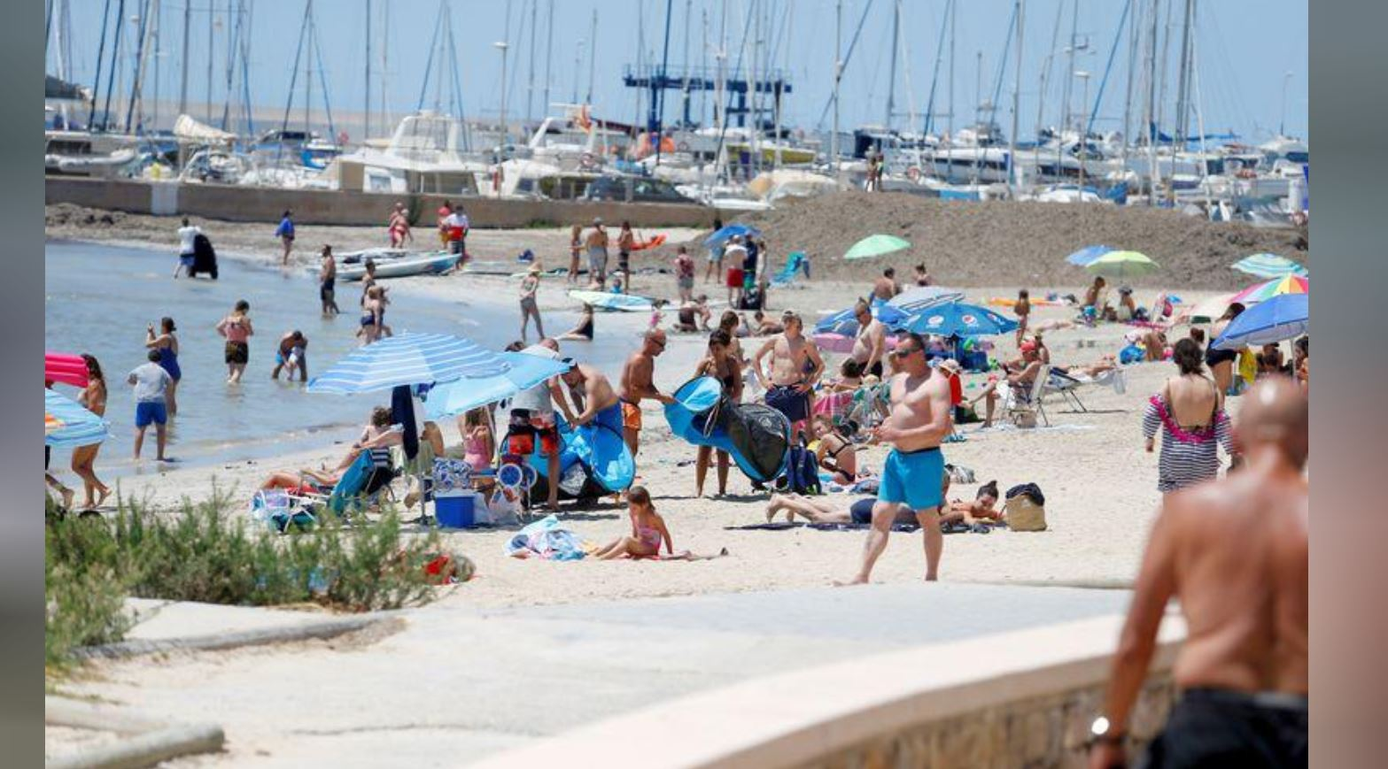 UPDATE: Beaches beckon as England to end quarantine for more than 50 countries