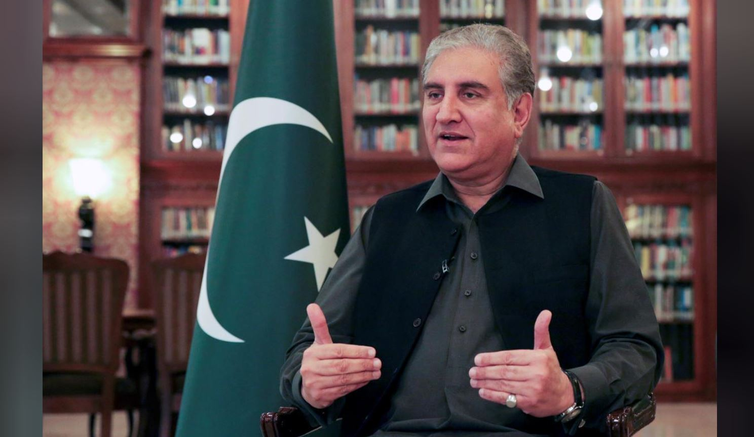 Pakistan's Foreign Minister tests positive for Covid-19