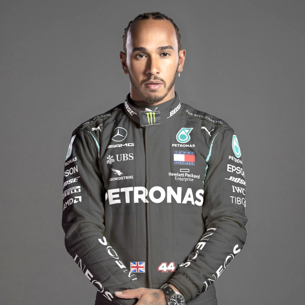 Hamilton expects drivers to stand united against racism