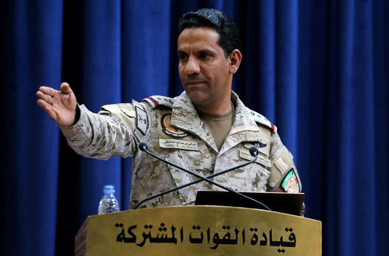 Arab Coalition intercepts, destroys Houthi militias' drones