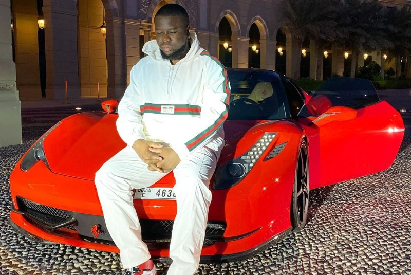 Instagram influencer Hushpuppi charged with attempt to steal £100m from Premier League club