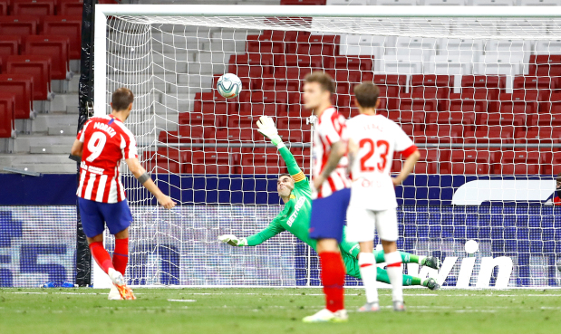 Morata's double helps Atletico beat Mallorca