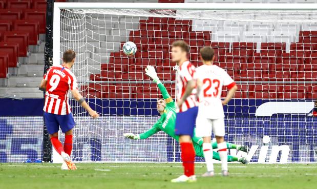 Morata's double helps Atletico beat Mallorca