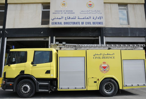 Civil Defence puts out bus fire in Sanad