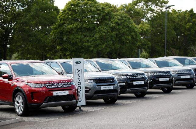 UK new car sales post smaller slump in June