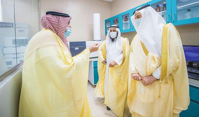 Saudi Arabia opens world's largest camel hospital