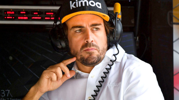 F1 ace Alonso returns to Renault
