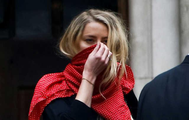 Actor Depp attacked wife on plane in drunken rage, UK court hears
