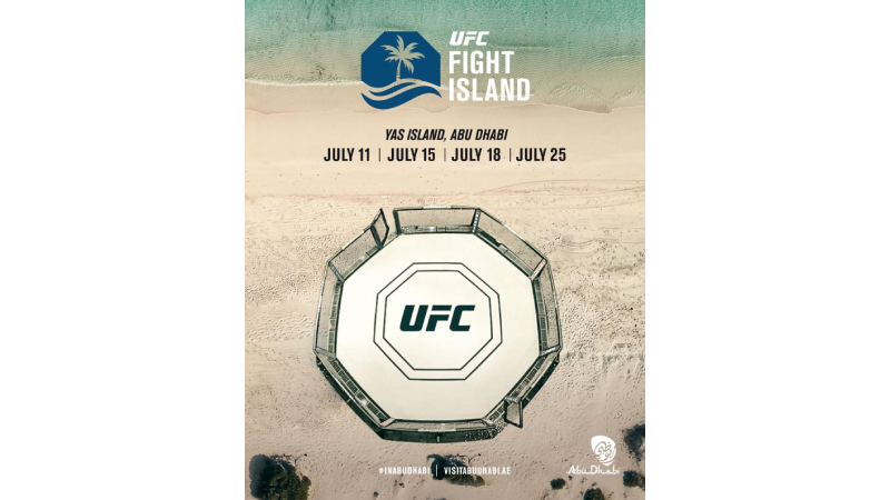 'Fight Island' opens with three UFC titles up for grabs