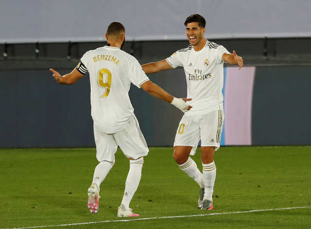 La Liga: Relentless Real Madrid can almost touch title after eighth win in a row