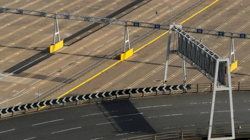 Britain to spend 705 million pounds on European Union border infrastructure