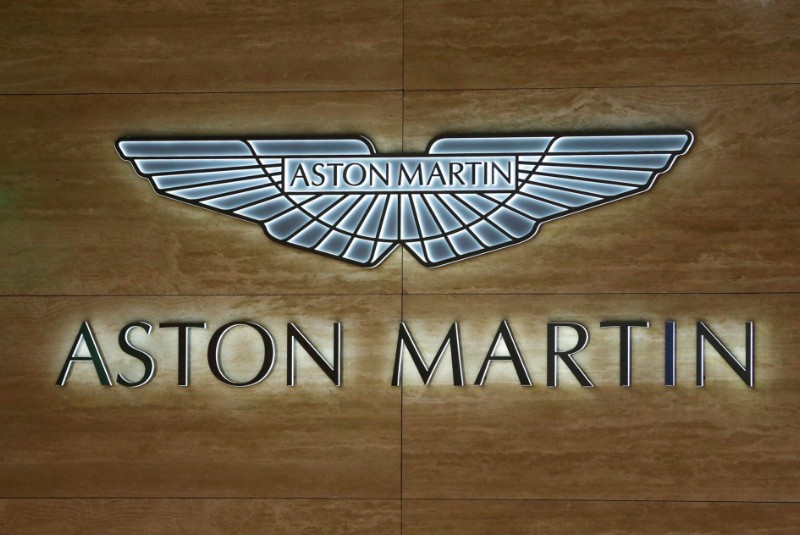 Aston Martin losses grow as sales tumble at James Bond's carmaker