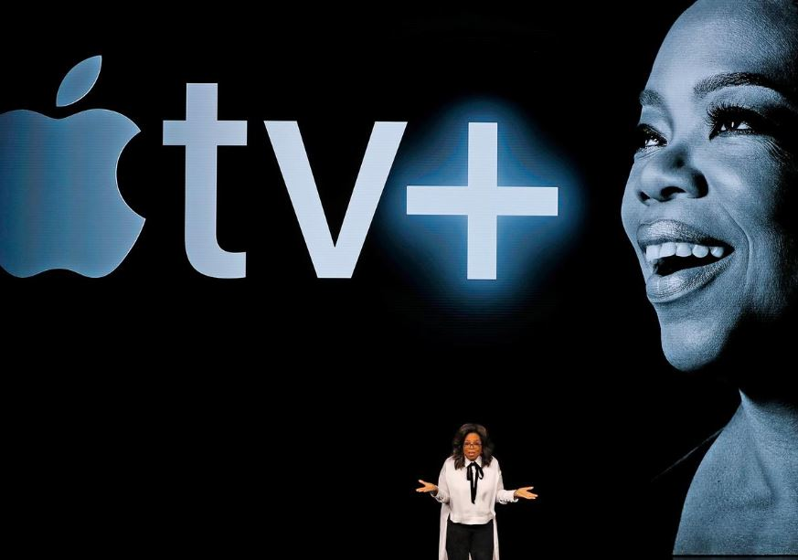 Oprah takes on racism in new TV discussion series for Apple TV+
