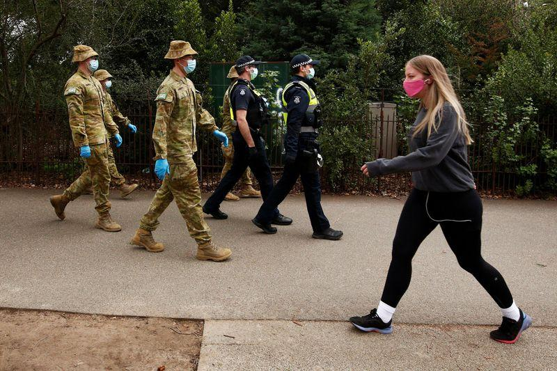 Australia's Victoria declares disaster, sets curfew to curb Covid-19