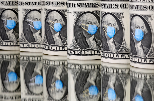 US companies leap over low profit hurdle in coronavirus-hit quarter