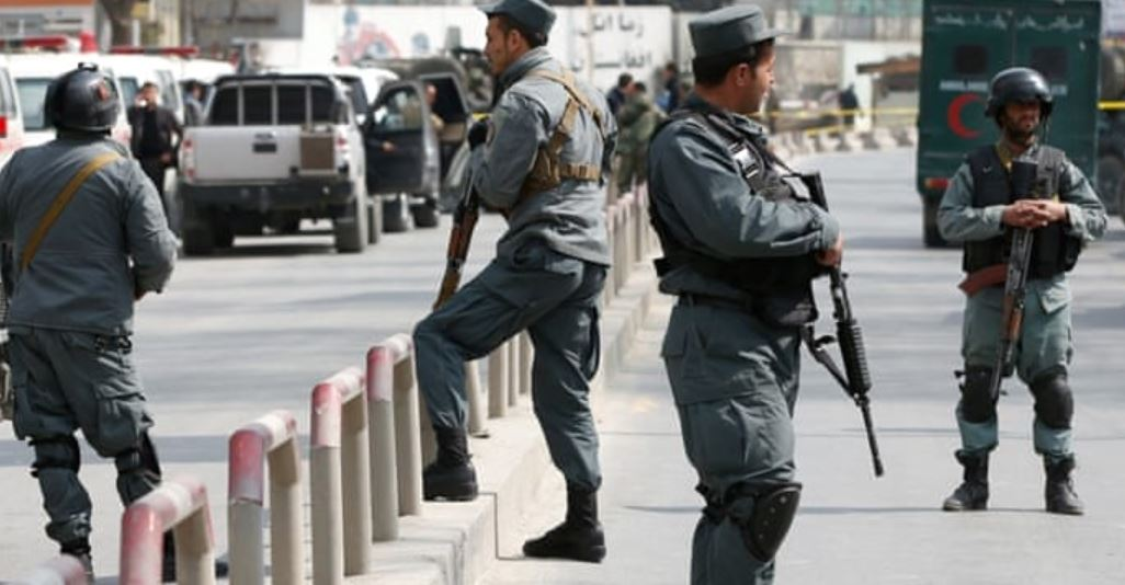 Islamic State fighters raid Afghan jail, killing 29, freeing hundreds