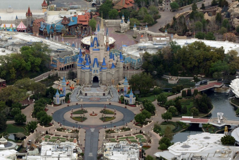 Disney to reveal pandemic hit to parks and ESPN, boost to streaming services, on Tuesday