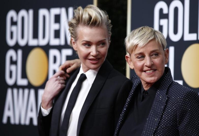 Portia de Rossi speaks out as criticism of Ellen mounts