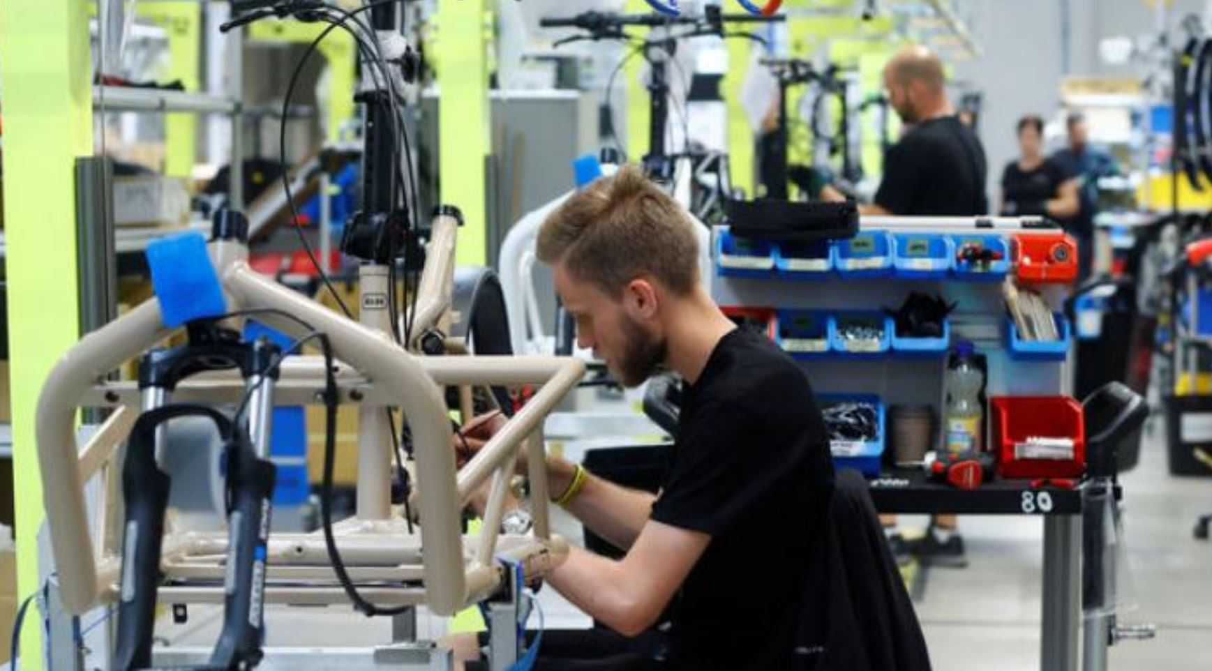 German industry expects production to rise in coming three months: Ifo