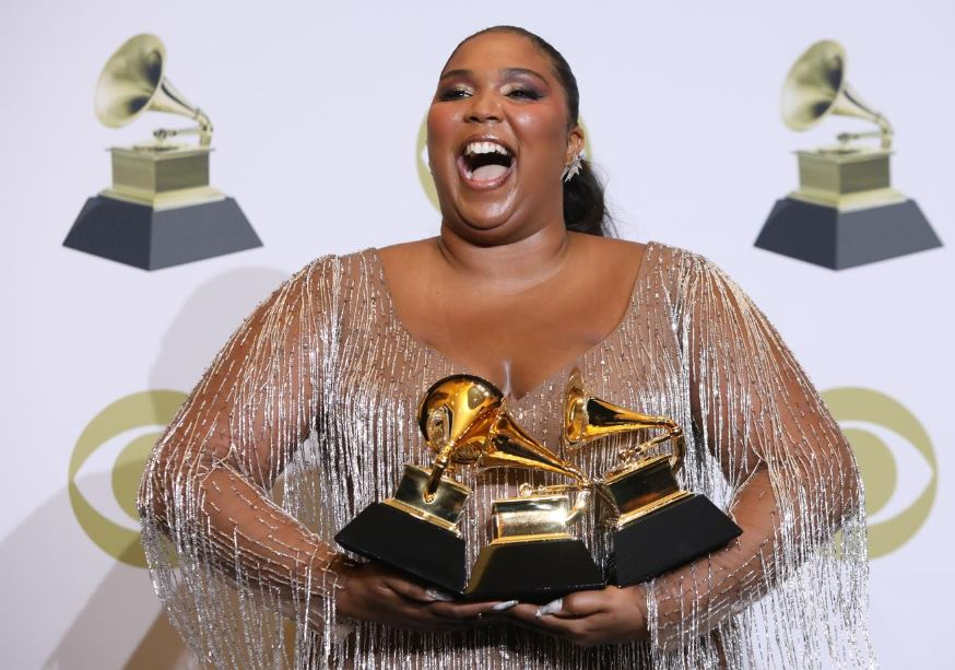 R&B star Lizzo to produce TV programming for Amazon Prime