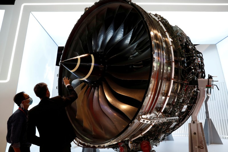 Rolls-Royce to carry out extra inspections on some Trent XWB engines