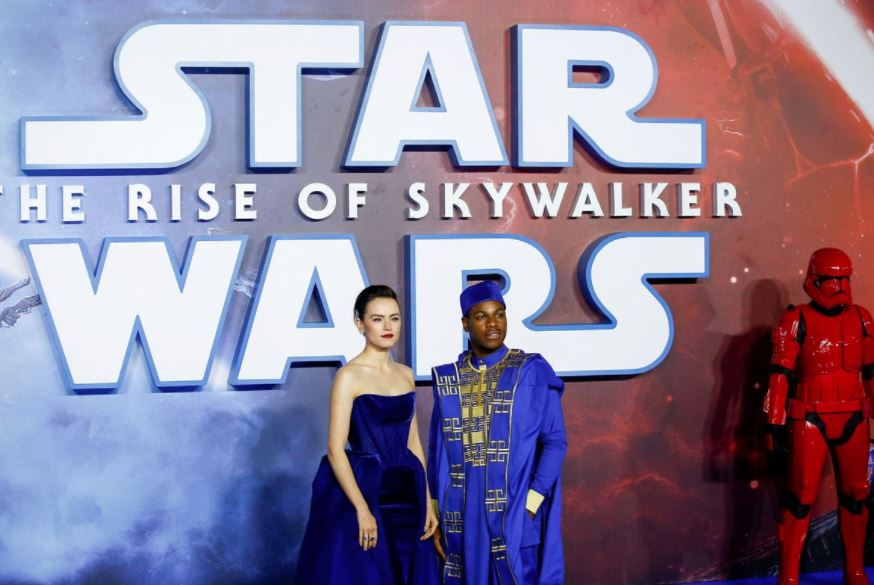 Disney to stream a new 'Star Wars' holiday special with Legos